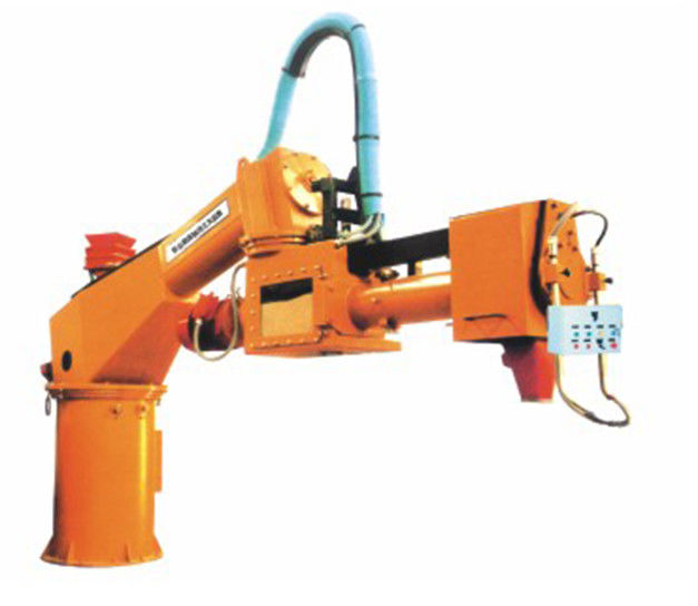 Flexible Water Glass Sand Production Line , Continuous Foundry Sand Mixer Machine